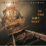 Emerson Lake & Palmer - In The Hot Seat [Audio CD] - Audio CD