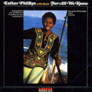 Esther Phillips w/ Beck - For All We Know [Record] - LP - Vinyl - LP