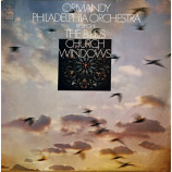 Eugene Ormandy And The Philadelphia Orchestra and Chorus - Respighi: The Birds/Church Windows - LP