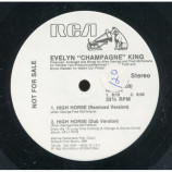 Evelyn ''Champagne'' King - High Horse / Take A Chance [Vinyl] - 12 Inch 33 1/3 RPM EP