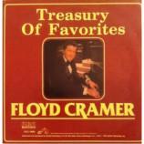 Floyd Cramer - Treasury of Favorites [Vinyl] - LP