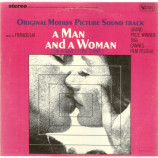 Francis Lai - A Man And A Woman [Record] - LP