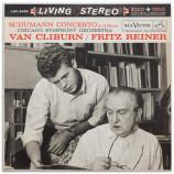 Fritz Reiner / Van Cliburn / The Chicago Symphony Orchestra - Schumann: Concerto In A Minor [Vinyl] - LP