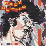 Gary Glitter - All That Glitters [Vinyl] - 12 Inch 45 RPM