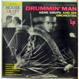 Gene Krupa And His Orchestra - Drummin' Man [Vinyl] Gene Krupa And His Orchestra - 10''