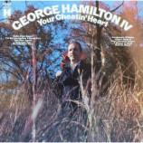 George Hamilton IV - Your Cheatin' Heart [Vinyl] - LP