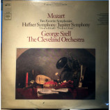 George Szell / The Cleveland Orchestra - Mozart: Two Favorite Symphonies [Vinyl] - LP