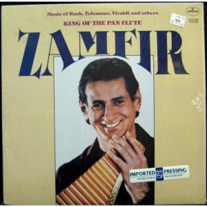 Gheorghe Zamfir - King of the Pan Flute [Vinyl] - LP - Vinyl - LP