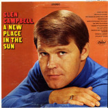 Glen Campbell - A New Place In The Sun [Record] - LP