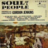 Gordon Jenkins and His Orchestra - Soul Of A People - LP
