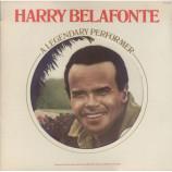 Harry Belafonte - A Legendary Performer [Vinyl] - LP