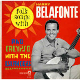 Harry Belafonte And The Islanders - Folk Songs And Calypso [Vinyl] - LP