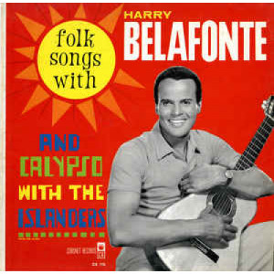 Harry Belafonte And The Islanders - Folk Songs And Calypso [Vinyl] - LP - Vinyl - LP