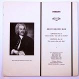 Helmuth Rilling - Bach Cantata No 81 and Cantata No 187 - LP