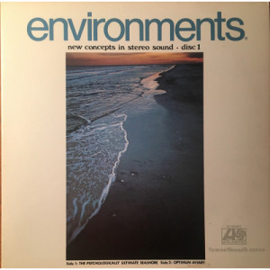 Irv Teibel - Environments (New Concepts In Stereo Sound) (Disc 1) [Vinyl] - LP - Vinyl - LP
