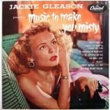 Jackie Gleason - Music To Make You Misty - 10 Inch