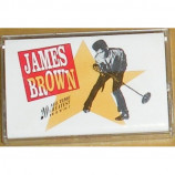 James Brown - 20 All-Time Greatest Hits! [Audio Cassette] - Audio Cassette