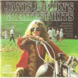 Janis Joplin - Greatest Hits [Audio CD] - Audio CD