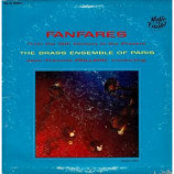 Jean-Francois Paillard - Fanfares From The 16th Century To The Present - LP