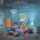 Jean-Pierre Rampal and Claude Bolling - Bolling: Suite for Flute & Jazz Piano - LP