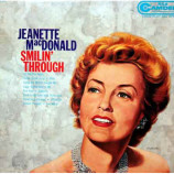 Jeanette MacDonald - Smilin' Through - LP
