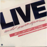 Jim Cullum's Happy Jazz Band - Live And Swingin' [Vinyl] - LP