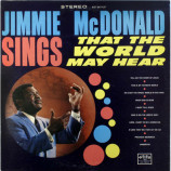 Jimmie McDonald - Sings That the World May Hear [Vinyl] - LP