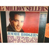 Jimmie Rodgers - 15 Million Sellers [Vinyl] - LP