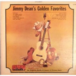 Jimmy Dean - Jimmy Dean's Golden Favorites - LP