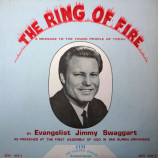 Jimmy Swaggart - The Ring Of Fire [Vinyl] - LP