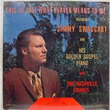 Jimmy Swaggart - This Is Just What Heaven Means To Me [Vinyl] - LP