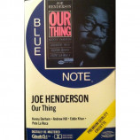 Joe Henderson - Our Thing [Audio Cassette] - Audio Cassette
