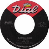 Joe Tex - Buying A Book / Chicken Crazy [Vinyl] - 7 Inch 45 RPM