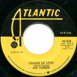 Joe Turner - Chains Of Love / After My Laughter Came Tears [Vinyl] - 7 Inch 45 RPM