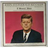 John Fitzgerald Kennedy - A Memorial Album [Record] - LP