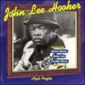 John Lee Hooker - High Profile [Audio CD] - Audio CD - CD - Album
