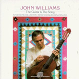 John Williams - The Guitar is the Song: A Folksong Collection [Record] - LP