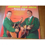 Johnnie and Jack - Sing Poison Love and Other Country Favorites - LP