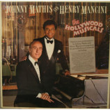 Johnny Mathis & Henry Mancini - The Hollywood Musicals [Vinyl] - LP
