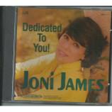 Joni James - Dedicated To You [Audio CD] - Audio CD