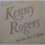 Kenny Rogers and the First Edition - Hits and Pieces - LP