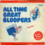 Kermit Schafer - All Time Great Bloopers Vol. 1 [Record] - LP