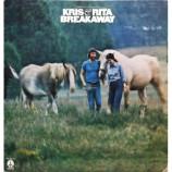 Kris Kristofferson & Rita Coolidge - Breakaway [Vinyl] - LP