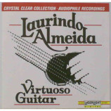 Laurindo Almeida - Virtuoso Guitar [Audio CD] - Audio CD