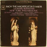Leonard Bernstein And The New York Philharmonic - Bach: The Magnificat In D Major [Vinyl] - LP