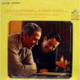 Leonard Pennario / Andre Previn - Rachmaninoff Concertos Nos. 1 And 4 [Vinyl] - LP
