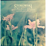 Leopold Stokowski And The National Philharmonic Orchestra - Bizet / Mendelssohn: Symphony In C / Symphony No. 4 ''Italian'' - LP