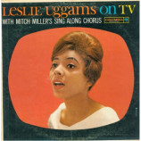 Leslie Uggams With Mitch Miller's Sing-Along Chorus - Leslie Uggams On TV - LP