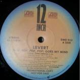 Levert - (Pop Pop Pop Pop) Goes My Mind [Vinyl] - 12 Inch 33 1/3 RPM