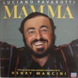 Luciano Pavarotti - Mamma [Record] - LP